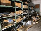 (20) sections of aluminum and metal vents, registers, louvers and more. All one money.