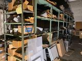 (8) sections of metal and aluminum vents, louvers, registers and more. All one money