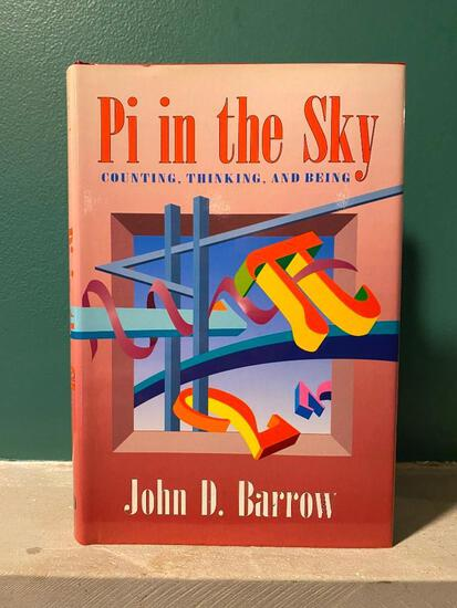 By the time you see this it may just be Happy Pi Day! Celebrate with a little Pi in The Sky!