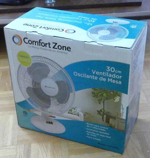 """12"""" Oscillating Table...Fan - New in Box"""