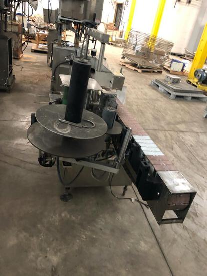 King Stainless Steel Labeler