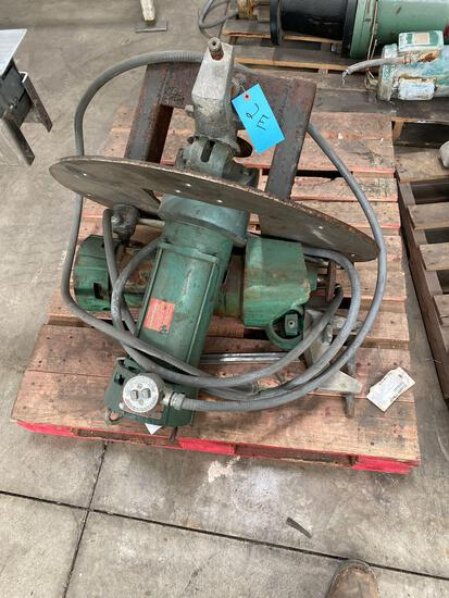 Lightnin mixer/aerator SN 8 6/2 6848-3