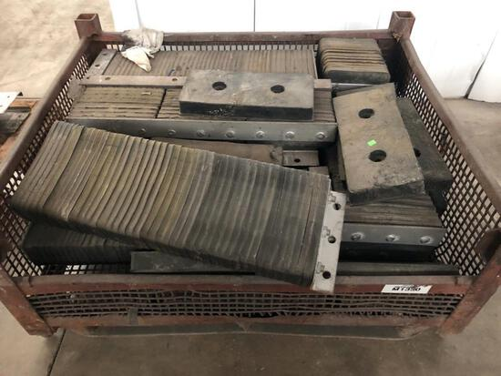 Pallet of Dock Bumpers, all one money