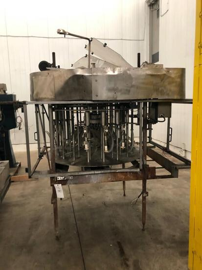 Nordson Large Rotary Filler