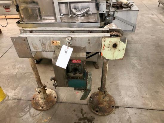 Dayton Power unit for conveyer