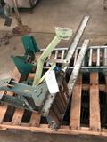 Pallet of Misc. Conveyer