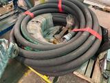 Pallet of 150 psi 3 inch inside diameter general purpose hose