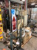 Barrel grease pump
