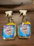 77 cases (924 units) of Fresh Living 32oz Daily Shower Cleaner