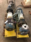 Sterling Labour 10HP heavy duty pumps - Corrision resistant - 2 x your money
