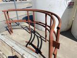Circular Steel Feeding Gate