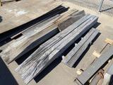 HD Wooden Dock Ramps