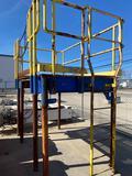 Steel Mixing Platform