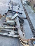 Assorted metal conveyers and transmission dolly