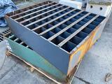 (2) metal parts sorters