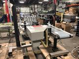 Marsh 500A Labeler, Marsh print and apply carton labeler