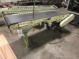 Baldor Rubber belt conveyer