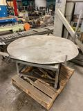 Stainless Motorized Turntable