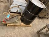 55 gallon drum and barrel pump
