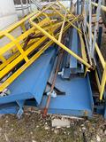 Large lot of assorted heavy steel, handrails, beams and more