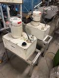 (2) Hydraulic Units for Drums Rams