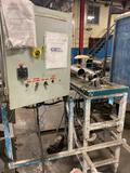 Filler conveyer press box and stand/Simplex twin