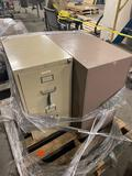 Pallet of 2 File Cabinets