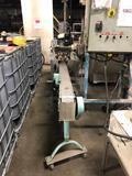 Universal Machine Capper with conveyer, Model E-3071, SN 861072