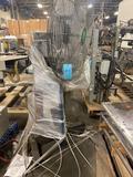 Warehouse fan. No blades.