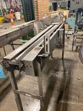 Arrowhead Conveyer Co Automated Stainless Conveyer