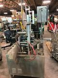 Autoprod Rotary Cup Filler/Seale, model r0-A1,, SN Ap1076