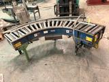 Versa-Conveyer, Curved roller Conveyer