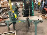 Hytrol Rubber belt conveyer with control unit