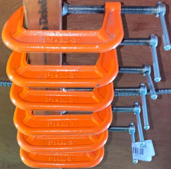 """3"""" C Clamps"""