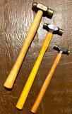 Jeweler Hammers (3)