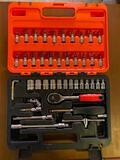 46 Piece Satagood Socket Wrench Set
