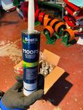 16 New Bostic...Sealant Tubes & Gun