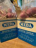 Meda Grinding Wheels - 2 Boxes