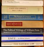 7 X Liberty Fund Books - MINT