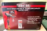 Ironton Electric Hoist