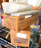 Attic Intake Ventilation Vents