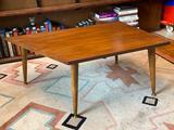 Mid Century Modern Rhombus Coffee Table