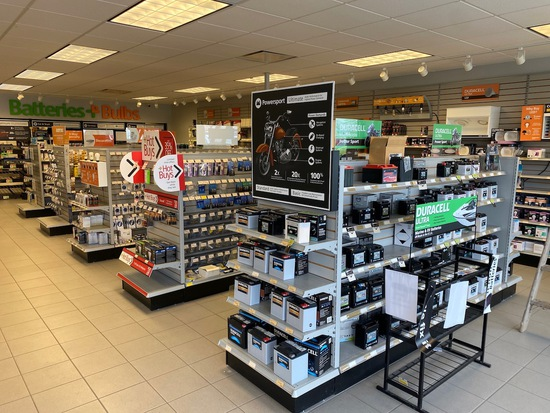 Online-Only Batteries Plus Bulbs Closing Auction