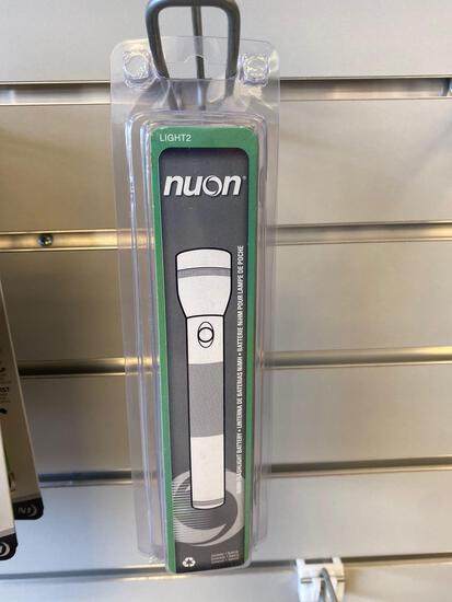 Nuon Co HD Flashlight