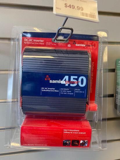 Samlex Power Co 450 watt DC/AC Inverter