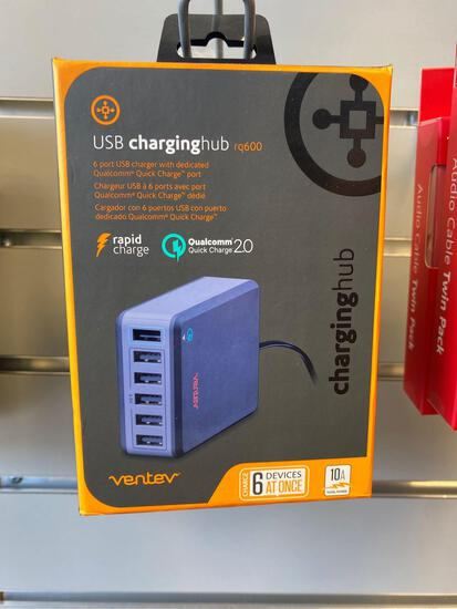 Ventev Co USB Multiple USB Charging Hub