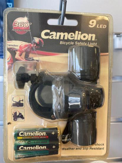 2 Camelion Bicycle Safety Lights