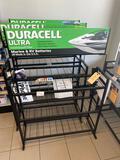 3 tier store display