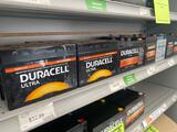 18 assorted Duracell and Pro Sonic 12v batteries