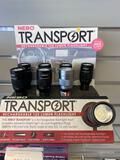 8 NEBO Transport Rechargeable LED Flashlights